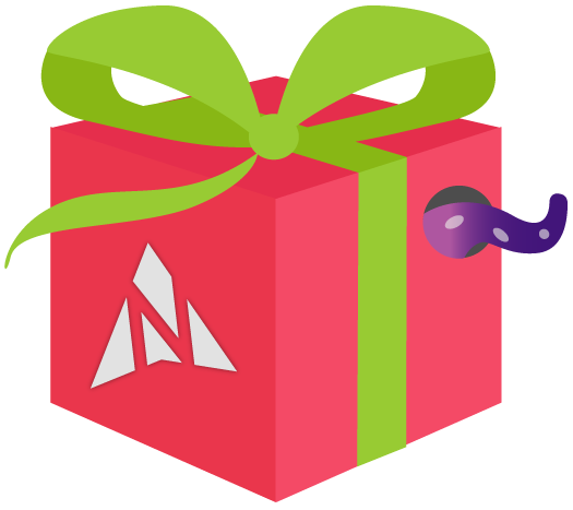 IT Support gift box