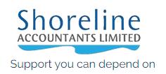 Shoreline Accountants Logo